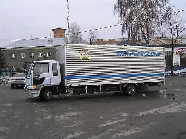 hino владивосток год выпуска автомобиля по кузову: